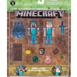 16472 MINECRAFT STEVE I ALEX SET ZA IGRU