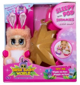 4050-04922 BUSH BABY SLEEPY BLISTER
